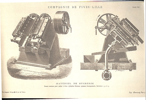 Gravures du catalogue Fives Lille_43
